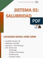subsitema 2 salubridad