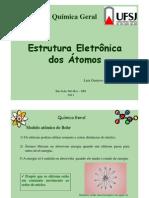 3a Aula - Estrutura Eletronica Dos Atomos Modo de Compatibilidade