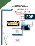seminario entre pares  31-marzo-20142