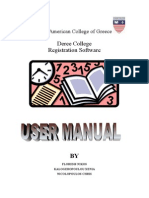 CS4999 User Manual