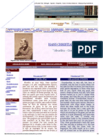 Abuelita - Grandmother - Hans Christian Andersen
