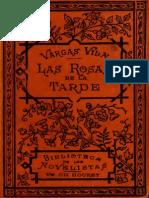 Vargas Vila, José María_Las rosas de la tarde (Bouret 1921).pdf