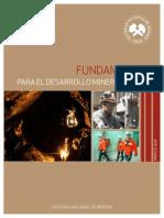 SONAMI - Fundamentos Para El Desarrollo Minero