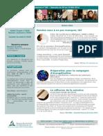 Bulletin d'Annonce n107 - 03 Au 10 Mai 2014