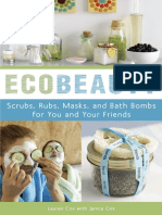 EcoBeauty by Lauren Cox - Pumpkin Pie Mask Recipe