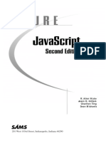Sams. Pure JavaScript - Second Edition