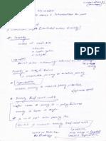 Sociology Class Notes