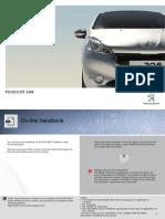 Peugeot 208 Handbook