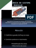 Biomecânica Do Sistema Muscular