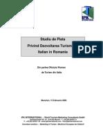 Studiu Piata Italia Cumulat