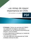 Minas Mas Importantes de Chile 2