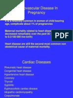 Cardiac Diseases in Pregnancy