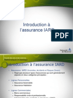 cours 1 - introduction  lassurance iard