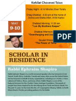 Rabbi Ephraim Shapiro