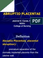 Placenta Burp Tio