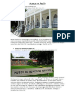 Museus Em Recife e Olinda
