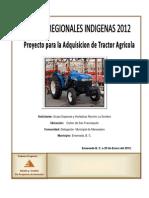 Proyecto Especies y Hortalizas Rancho La Sombra