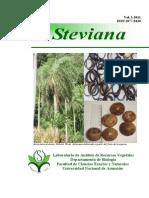 Revista Steviana - Vol. Nº 3