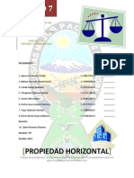 Monografia Propiedad Horizontal