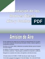 Alimentacion Diesel