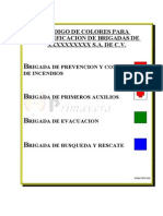 Copia de Codigo de Colores Para Brigadas