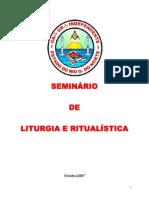 Seminario de Liturgia e Ritualistica1