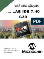 Aide Mémoire MPLAB C30