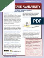 Availability Datasheet