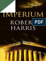Robert Harris - Trilogia de Cícero - 01 - Imperium.pdf
