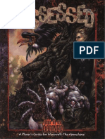 WOD - Werewolf - The Apocalypse - Possessed - A Player's Guide