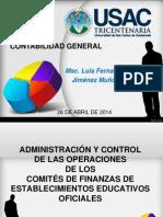 Administracion y Control Comite de Finanzas-1