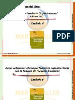 1 Comportamiento Organizacional - Resumen Capitulo 6