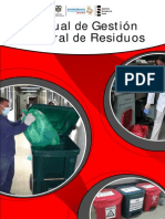 Manual de Gestion Integral de Residuos