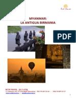 Birmania 10 Dias