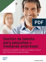 Gestin Del Talento Para Empresas Medianas y Pequeas 156924