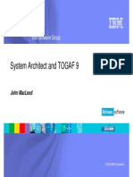 Togaf 10 Intro