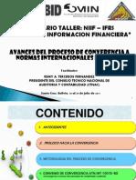 01 Proceso Convergencia 2011