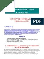 Conceptos Historicos de La Microbiologia