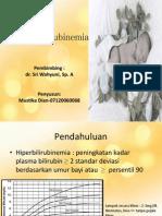 115778308 Refrat Hiperbilirubinemia Pada Neonatus