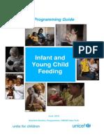 Final IYCF Programming Guide June 2012