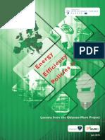 7860 Energy Efficiency Policies in EU