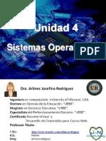 8. Unidad 4. Sistemas Operativos