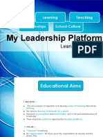 Leanne Sercombe Leadership Platform