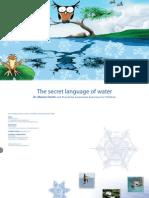 The secret language of water - Dr. Masaru Emoto