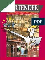 Bartender Handbook