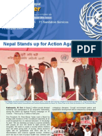 October-2009 UN Nepal Newsletter