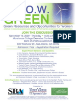 Grow Green Event OctoberF