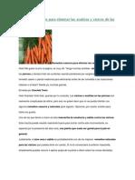 Remedios Caseros Para Eliminar Las Arañitas y Várices de Las Piernas