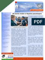 June 2009 UN Nepal Newsletter