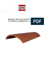 Manual Teja Adriatica - Canoa